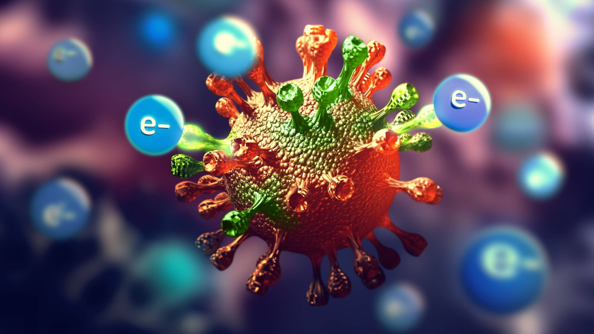 Virus-with-electrons