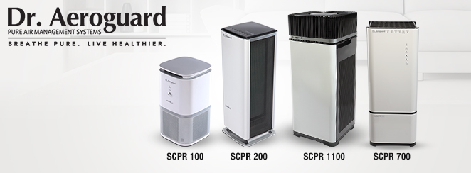 The Different Kinds of Purifiers for Indoor Air