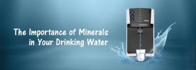 The Importance of Minerals in Your Drinking Water